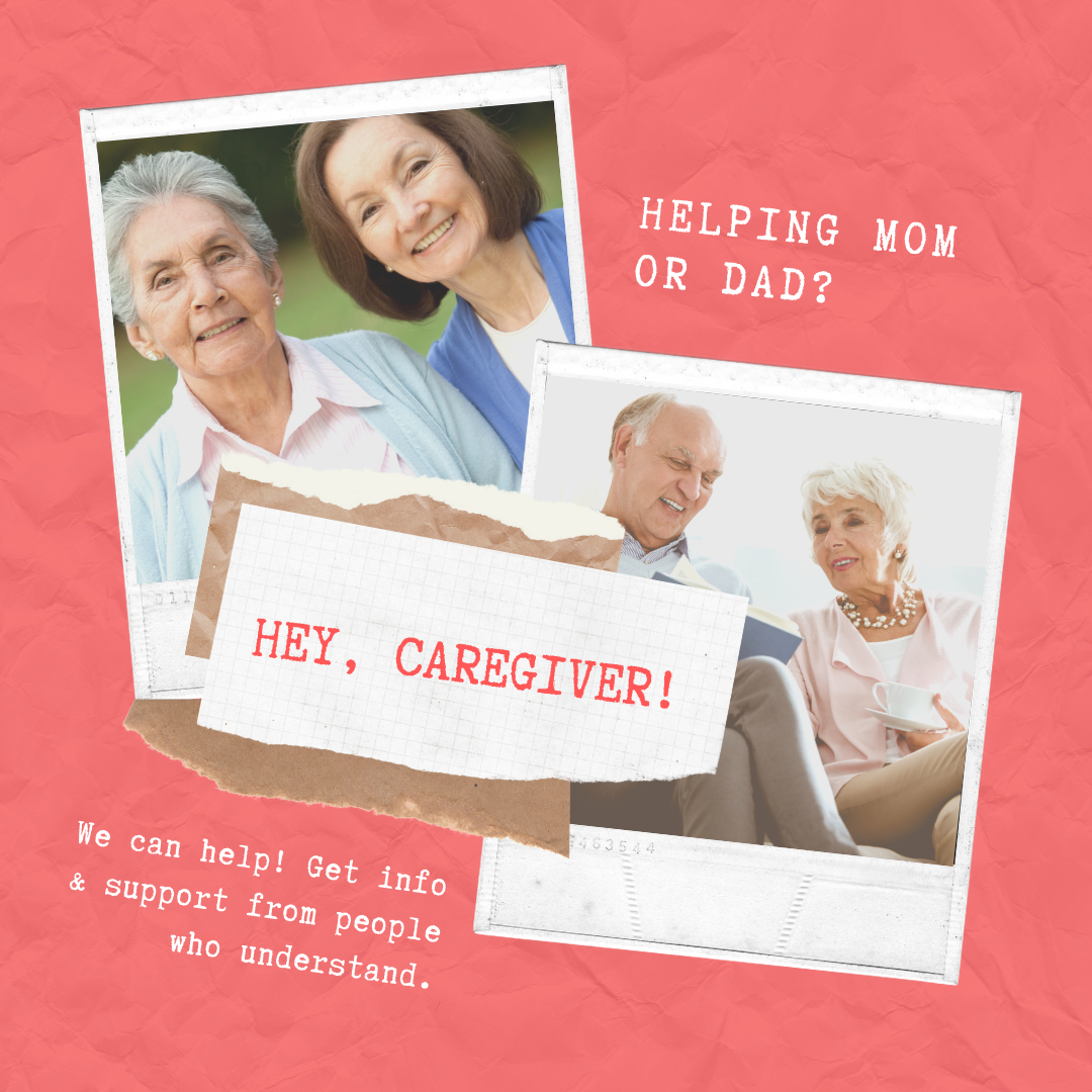 HEY, CAREGIVER!
