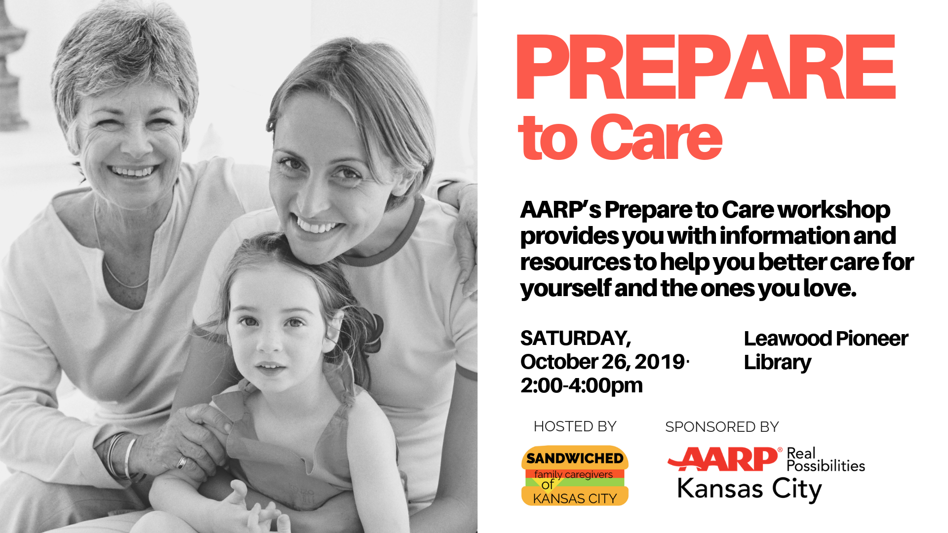 Prepare to Care - Leawood